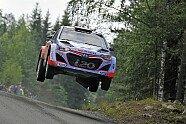 Shakedown - WRC 2015, Rallye Finnland, Jyväskylä, Bild: Sutton