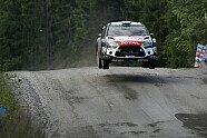 Shakedown - WRC 2015, Rallye Finnland, Jyväskylä, Bild: Citroen