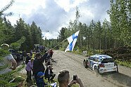 Tag 1 - WRC 2015, Rallye Finnland, Jyväskylä, Bild: Volkswagen Motorsport