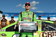 21. Lauf - NASCAR 2015, Windows 10 400 , Pocono, Bild: NASCAR