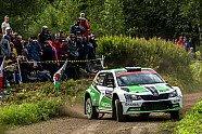 Tag 1 - WRC 2015, Rallye Finnland, Jyväskylä, Bild: Sutton