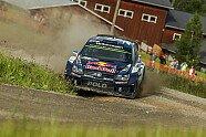 Tag 2 - WRC 2015, Rallye Finnland, Jyväskylä, Bild: Sutton