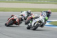Bradls neuer Look: Das sind die Aprilia-Farben - MotoGP 2015, Indianapolis GP, Indianapolis, Bild: Aspar