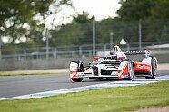 Testfahrten Donington Park - Formel E 2015, Testfahrten, Bild: Formel E