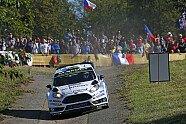 Shakedown & Tag 1 - WRC 2015, Rallye Deutschland, Saarland, Bild: Ford