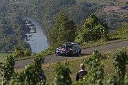 Shakedown & Tag 1 - WRC 2015, Rallye Deutschland, Saarland, Bild: Volkswagen Motorsport