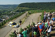 Shakedown & Tag 1 - WRC 2015, Rallye Deutschland, Saarland, Bild: ADAC Rallye Deutschland