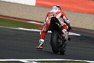Freitag - MotoGP 2015, Großbritannien GP, Silverstone, Bild: Ducati