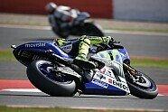 Freitag - MotoGP 2015, Großbritannien GP, Silverstone, Bild: Yamaha