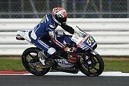 12. Lauf - Moto3 2015, Großbritannien GP, Silverstone, Bild: Gresini