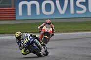 Sonntag - MotoGP 2015, Großbritannien GP, Silverstone, Bild: Yamaha