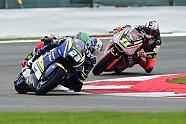 12. Lauf - Moto2 2015, Großbritannien GP, Silverstone, Bild: Tech3