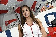 Girls - MotoGP 2015, Großbritannien GP, Silverstone, Bild: Milagro
