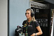 Girls - Formel 1 2015, Italien GP, Monza, Bild: Sutton