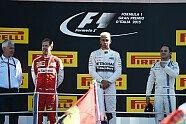 Podium - Formel 1 2015, Italien GP, Monza, Bild: Sutton