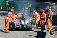Rennen - Formel 1 2015, Italien GP, Monza, Bild: Sutton