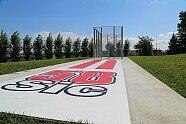 Marco Simoncellis Gedenkstätte in Coriano - MotoGP 2015, Verschiedenes, San Marino GP, Misano Adriatico, Bild: Tobias Linke