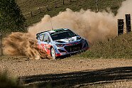 Tag 3 & Podium - WRC 2015, Rallye Australien, Coffs Harbour, Bild: Sutton