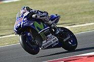 Samstag - MotoGP 2015, San Marino GP, Misano Adriatico, Bild: Yamaha