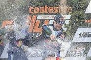 Tag 3 & Podium - WRC 2015, Rallye Australien, Coffs Harbour, Bild: Volkswagen Motorsport
