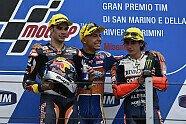 13. Lauf - Moto3 2015, San Marino GP, Misano Adriatico, Bild: Gresini