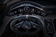 Porsche Mission E - Auto 2015, Präsentationen, Bild: Porsche