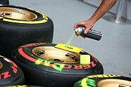 Aufbau - Formel 1 2015, Singapur GP, Singapur, Bild: Sutton