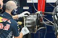 Technik - Formel 1 2015, Singapur GP, Singapur, Bild: Sutton