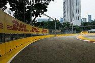 Donnerstag - Formel 1 2015, Singapur GP, Singapur, Bild: Sutton