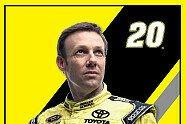 Die 16 Chase-Teilnehmer - NASCAR 2015, Verschiedenes, Bild: NASCAR