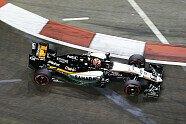 Freitag - Formel 1 2015, Singapur GP, Singapur, Bild: Sutton