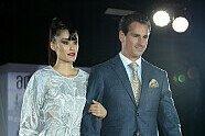 Amber Lounge Fashion Show - Formel 1 2015, Singapur GP, Singapur, Bild: Sutton