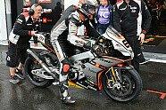 12. Lauf - Superbike WSBK 2015, Frankreich, Magny-Cours, Bild: Aprilia