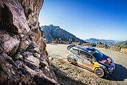 Tag 3 & Podium - WRC 2015, Rallye Frankreich, Bastia, Bild: Sutton