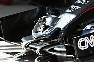 Technik - Formel 1 2015, Russland GP, Sochi, Bild: Sutton