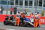Startunfall - Hülkenberg & Ericsson - Formel 1 2015, Russland GP, Sochi, Bild: Sutton