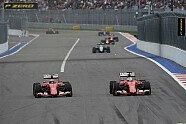 Rennen - Formel 1 2015, Russland GP, Sochi, Bild: Ferrari