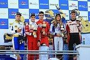 Siegerehrung - ADAC Kart Masters 2015, Wackersdorf, Wackersdorf, Bild: ADAC Kart Masters