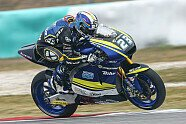 17. Lauf - Moto2 2015, Malaysia GP, Sepang, Bild: Tech3