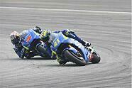 Sonntag - MotoGP 2015, Malaysia GP, Sepang, Bild: Suzuki