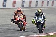 Das Duell: Rossi vs. Marquez - MotoGP 2015, Malaysia GP, Sepang, Bild: Yamaha