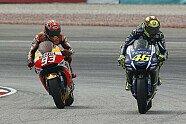 Das Duell: Rossi vs. Marquez - MotoGP 2015, Malaysia GP, Sepang, Bild: Repsol
