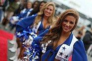 USA GP: Zeitreise mit den heißesten Girls aus Indy & Austin - Formel 1 2015, Verschiedenes, USA GP, Austin, Bild: Sutton