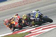 Das Duell: Rossi vs. Marquez - MotoGP 2015, Malaysia GP, Sepang, Bild: Milagro