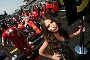 Mexiko GP: Zeitreise mit den hübschesten Girls aus Mexico City - Formel 1 2015, Verschiedenes, Mexiko GP, Mexiko Stadt, Bild: Sutton