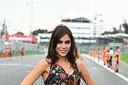 Mexiko GP: Zeitreise mit den hübschesten Girls aus Mexico City - Formel 1 2015, Verschiedenes, Mexiko GP, Mexico City, Bild: Sutton