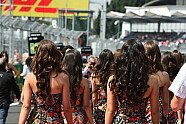 Girls - Formel 1 2015, Mexiko GP, Mexico City, Bild: Sutton