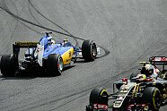 Pastor Maldonados Unfälle - Formel 1 2015, Verschiedenes, Bild: Sutton