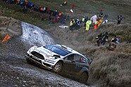 Tag 3 & Podium - WRC 2015, Rallye Großbritannien, Llandudno, Bild: Ford