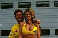 Silverstone: Zeitreise mit den heißesten Girls beim Großbritannien GP - Formel 1 2000, Verschiedenes, Großbritannien GP, Silverstone, Bild: Sutton